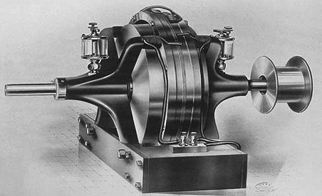 Nikola Tesla Electric Motor